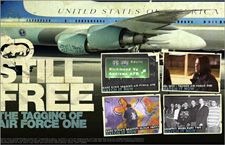 Still Free: The Tagging of Air Force One