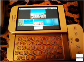 T-Mobile G1 (HTC Dream)