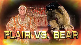 Flair vs. Bear