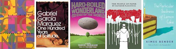 A war on Saturn's return: Borges, García Márquez, Murakami, Plascencia and Bender