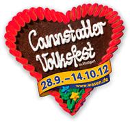 Cannstatter Volksfest 2012