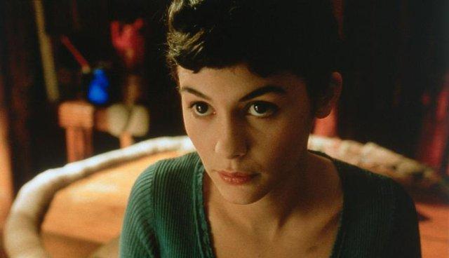 Audrey Tautou as Amélie Poulain